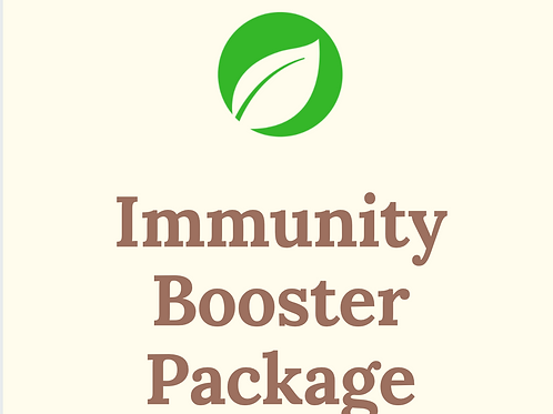 Immunity Booster Package