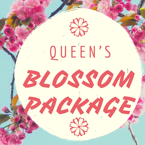 Queen's Blossom Package
