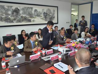 A University's China Journey