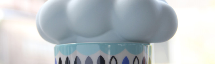 加湿器 雲