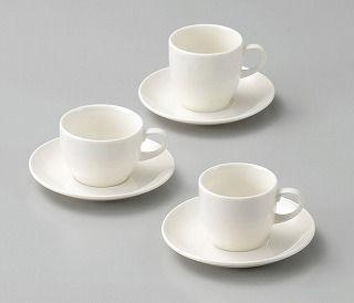 カフェ、コーヒー、飲食店向けの業務用食器 cup&saucer 丸健製陶