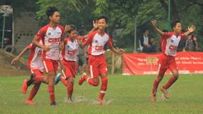 """Tampil Memikat dalam IJL, Arief Cetak """"Hat-Trick"""" untuk CISS Soccer Skill"""