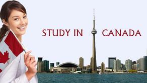 Graduate Study in Canada
