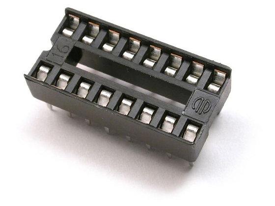 Base para Circuito integrado 16 Pines