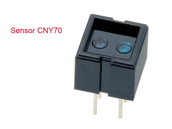 Sensor Óptico Reflectivo CNY70