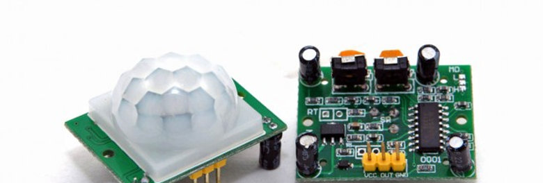 Sensor PIR SR501