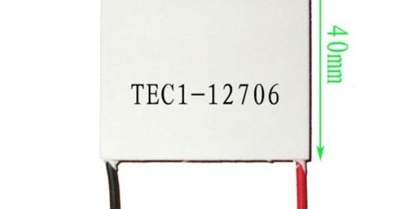 Celda Peltier TEC1-12706