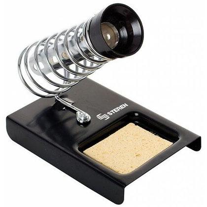 Base para cautín con esponja