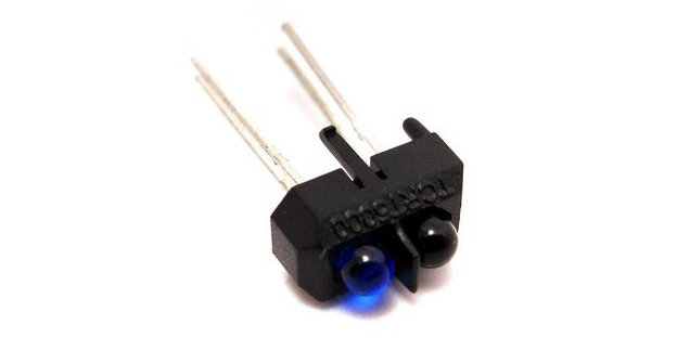 Sensor TCRT5000 sigue linea
