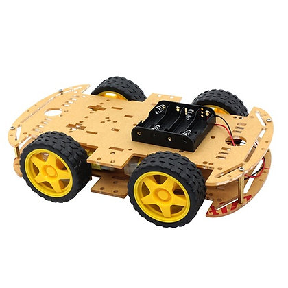 Chasis 4WD