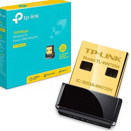 Adaptador De Red WiFi USB TL-WN725N