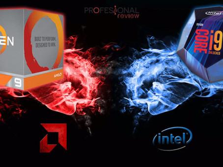 ¿Ryzen o Intel?