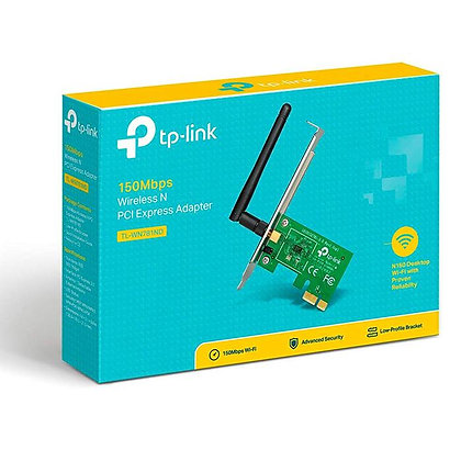 Tarjeta Wireless TP-link TL-WN781ND