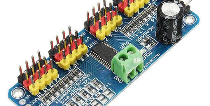 Modulo controlador de servos PCA9685