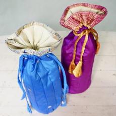 Sari Wine Bag
