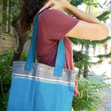 Sari Tote Bag