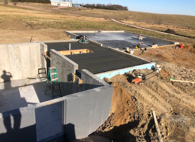 Concrete Flatwork, Sioux Falls SD