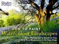 How to Paint Watercolour Landscapes 200p