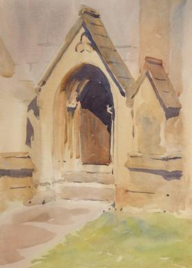 Doorway, St Marychurch.JPG