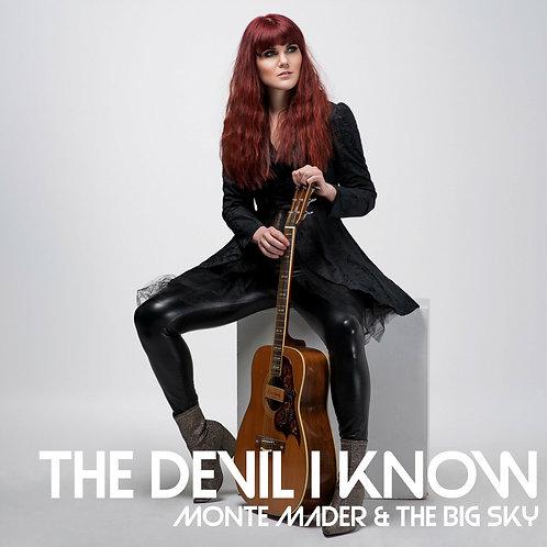 The Devil I Know- EP w/ signature