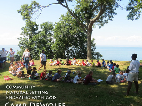 Camp Dewolfe's Amazing Past And Bright Future