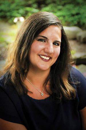 Author Rebecca Iacobacci