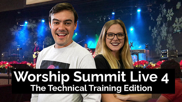 Worship Summit Live