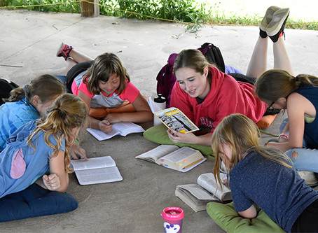 Camp Cherith Brings Christ To Every Aspect Of A Person's Life