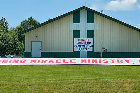 Reigning Miracle Ministry, Moving In The Spirit From College To Campmeetings