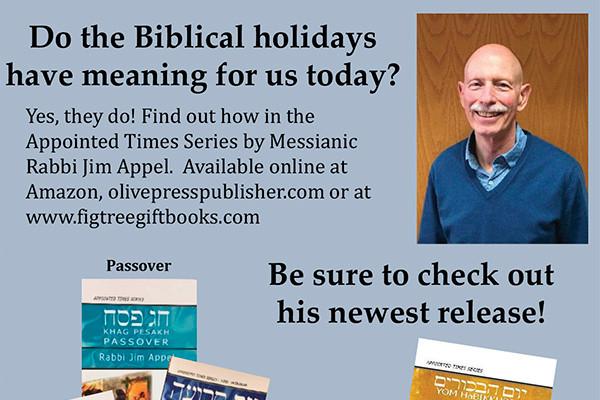 Messianic Rabbi Jim Appel