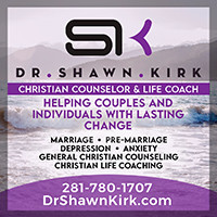 Dr. Shawn Kirk Christian Counseling & Life Coaching. Helping couples and individuals with lasting change. Video or teleconference from anywhere in the US. Email Drshawnkirk@gmail.com Dr. Shawn Kirk - Christian Counselor & Life Coach (drshawnkirk.com) 281-780-1707.