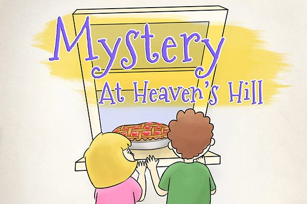 Mystery at Heaven's Hill by Rebecca Iacobacci.