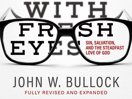 New Christian Book by John Bullock