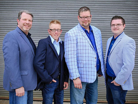 GloryWay Quartet In Concert On September 12