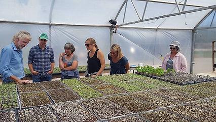 Tour of Kilt Farm in Niwot, CO