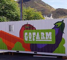 GoFarm Founded in 2014