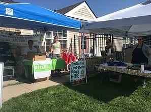 GoFarm to Families Market