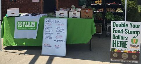 Community Food Access Market