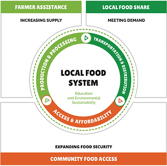 GoFarm Impact on the Local Food System
