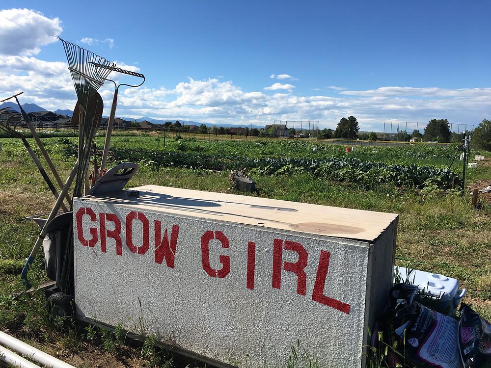 Grow Girl Organics Farm