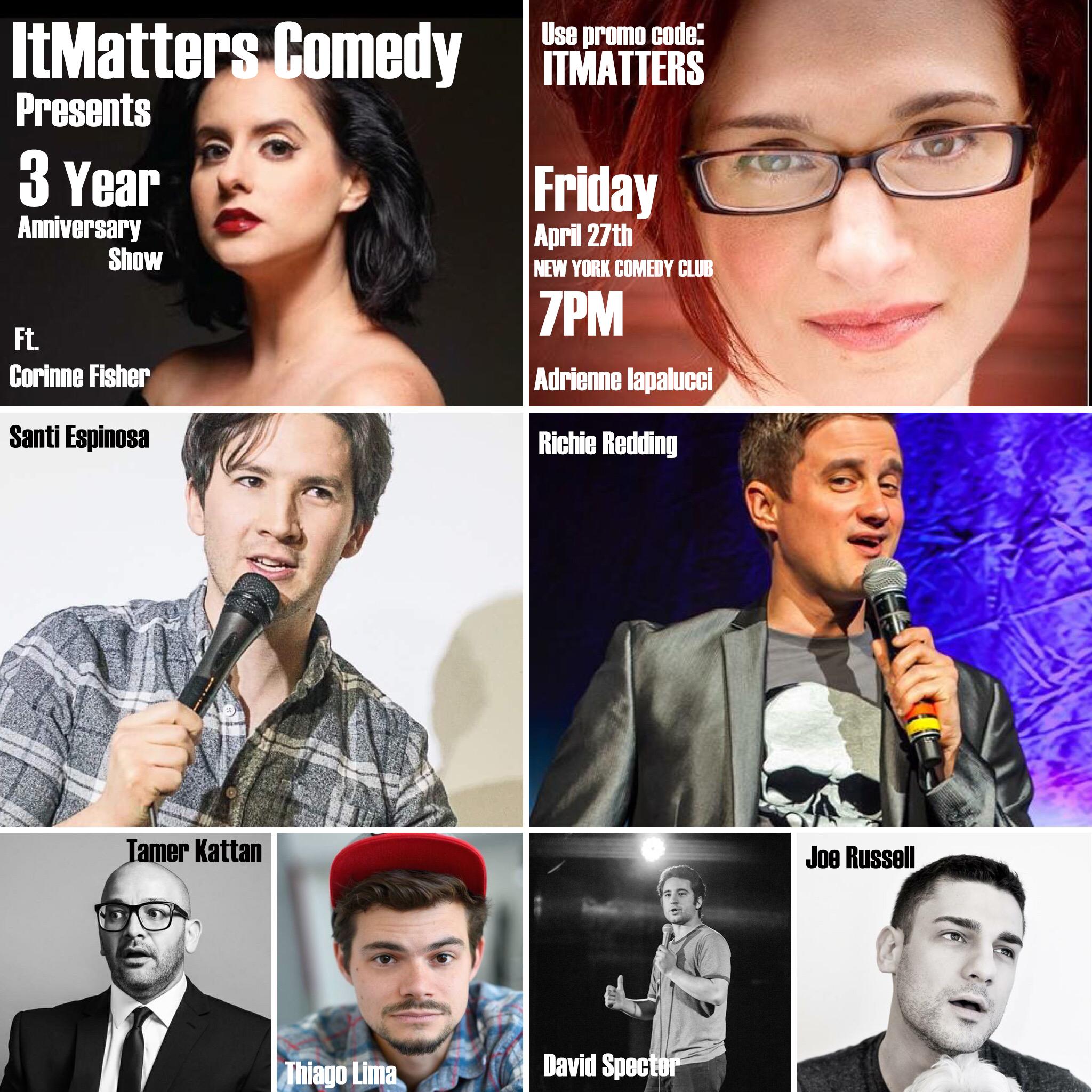ItMatters 3-Year Anniversary Show