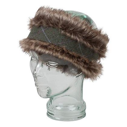 Hoggs Albany Faux Fur Lambswool Headband