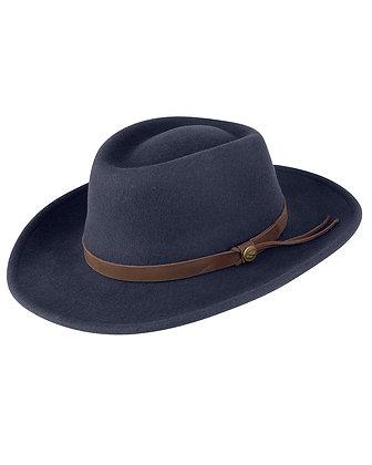 Hoggs of Fife Perth Crushable Felt Hat