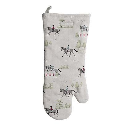 Sophie Allport Horses Oven Glove/Gauntlet