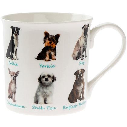 Lesser & Pavey - Dogs Mug