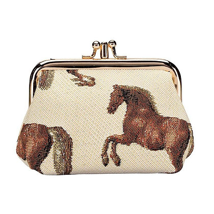 Signare Tapestry Frame Purse