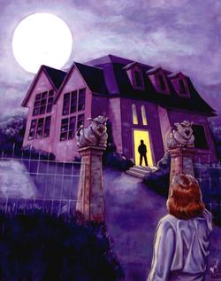Storyteller Cover The Haunted