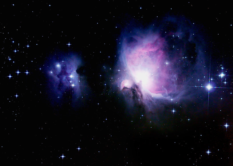 M42 and The Running Man
