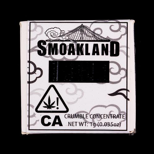 Smoakland | Crumble (1G)