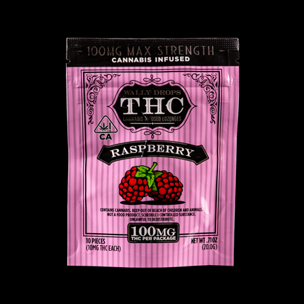 Wally Drops Raspberry 100mg THCX.png